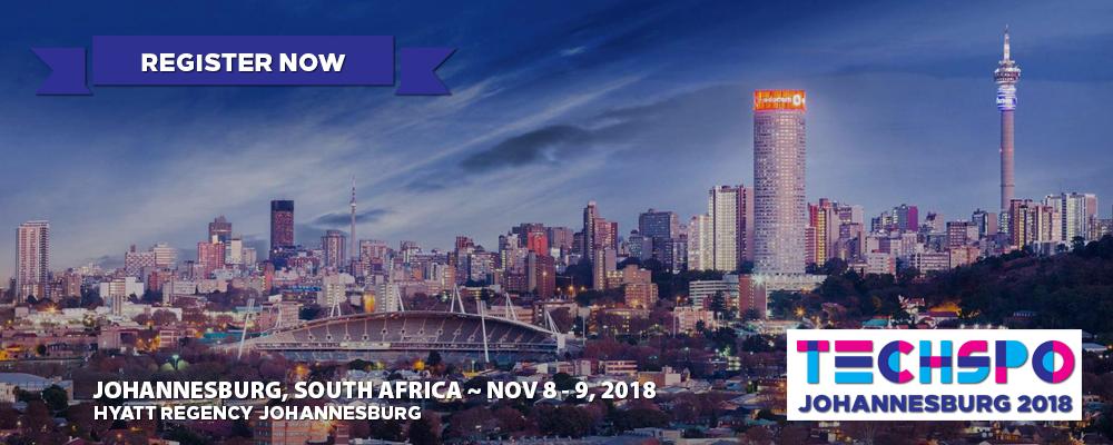 TECHSPO Johannesburg 2018 Register