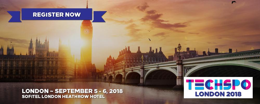 TECHSPO London 2018 Register