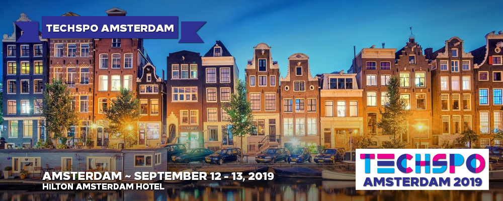 TECHSPO Amsterdam 2019