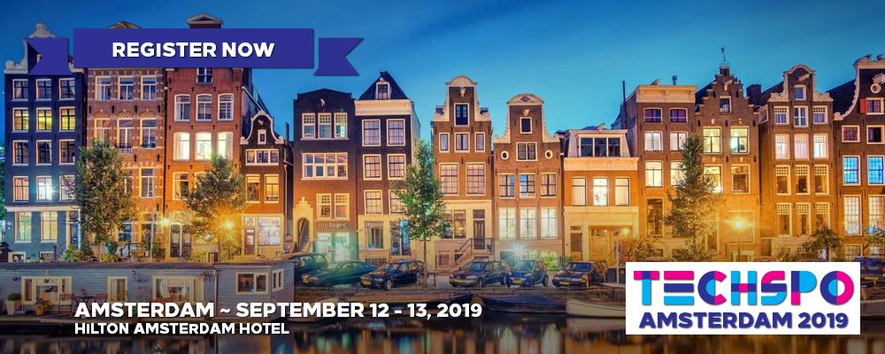 TECHSPO Amsterdam 2019 Register