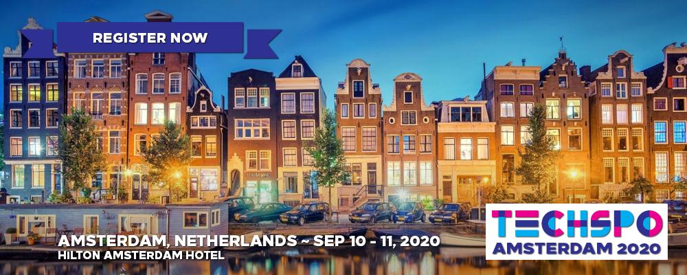 TECHSPO Amsterdam 2020 Register